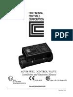 AGV50 Manual, Version 4_1