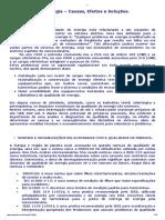 Qualidade de Energia Causas, Efeitos e Soluções. Autor_ Edgard Franco.