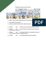 Evaluación  de Lengua ciclo básico