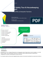 20191009 Roma APM Fiumicino Management External Safety Tour  Housekeeping.pptx