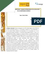 evaluacion de la universidad en mexico