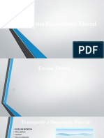Sistema Deposicional Fluvial