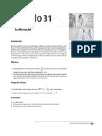 Módulo 31 de Cálculo Diferencial