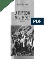 Juan Carlos Yáñez - La intervención social en Chile 1907-1932- Capítulo 3