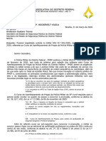 Possível ilegalidade contida no Edital DAE N.º 001:2020, de 10 de fevereiro de 2020, referente ao Curso de Aperfeiçoamento de Praças da Polícia Militar do DF