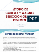 metodo coverly y wagner