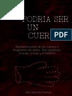 TFM Alba Sánchez Martínez. Qué Podría Ser Un Cuerpo. Versión Digital