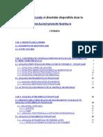 144 Analiza Echilibrului Financiar Www.lucrari-proiecte-licenta.ro