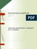 Democracia Vertical