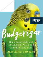 Budgerigar Chapter Sampler