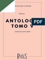 Antología Poértica Tomo V