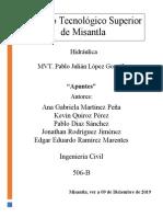 APUNTES HIDRAULICA BASICA