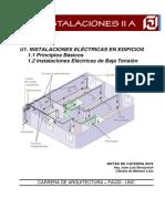 apunte Parte 1 _ instalaciones Eléctricas en Edificios