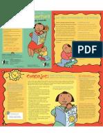 la lectura del niño preescolar