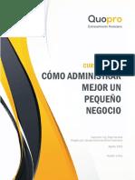 CURSO. COMO ADMINISTRAR MEJOR UN NEGOCIO PEQUEÑO. Manual de trabajo.pdf
