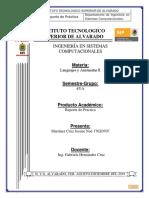 Reporte - Analizador de notaciones Presentación