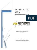 PROYECTO DE VIDA final