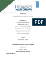 DERECHO COMERCIAL Y LABORAL - SEMANA 5