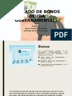 Mercado de bonos (Deuda gubernamental) 6 BIS