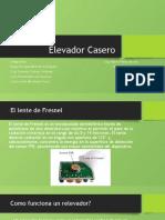 Elevador Casero