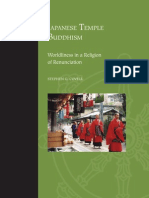 Stephen Covell - Japanese Temple Buddhism [1 eBook - PDF]