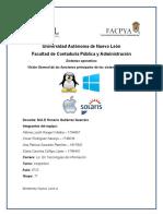 Visión General de las funciones principales de los sistemas operativos