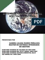 DIPLOMADO NORMA NTC ISO 14001