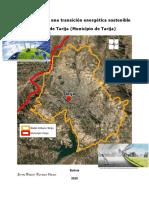 Opciones para una Transición Energética Sostenible - Tarija