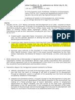 19. John Hay PAC vs. Lim - Case Digest