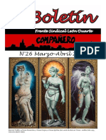 Boletín FSLD Marzo-Abril 2020