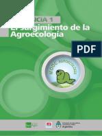 el surgimiento de la agroecologia