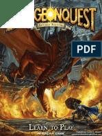 Cartas & Regras Completas - DungeonQuest