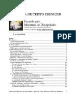 la autoridad - Iglesia de Cristo (Ministerios Ebenezer)