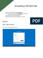 ONLINE LAB- Encrypting a VM Data Disk.pdf