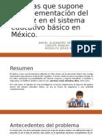 Ventajas que supone la implementación del ajedrez en el sistema educativo básico en México..pptx