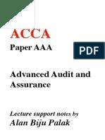 ACCA AAA notes by Alan Biju Palak.pdf