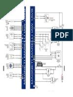 diagrama injeção 1AVB
