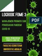 Logbook Fome 3