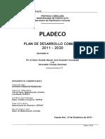 PLADECO_2011-2020 Puente Alto
