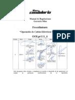 OOLpr111_6  Procedimiento Operación de Cables Mineros 30.0617 revisado final.doc