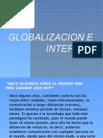 3. Globalizacion e internet