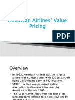 76581931-American-Airlines-Value-Pricing.pptx
