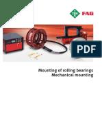 Mounting of rolling bearings Mechanical mounting FAG.pdf