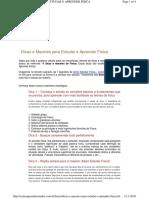 3 - Dicas e Macetes para Estudar e Aprender Física.pdf