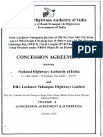 Agreement Lucknow - Sultanpur Volume-1.pdf