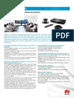 Huawei Videoconferencing HD Endpoint TE Series Datasheet.pdf