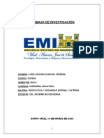 Trabajo Investigacion- Geopolitica