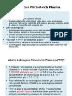 Autologous Cellular Rejuvenation (ACR).ppt