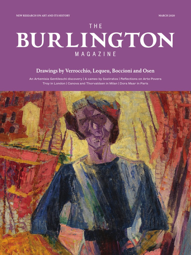 Burlington March20 Pdf Art Media Paintings