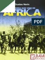 La guerra que vino de Africa - Gustau Nerin.epub